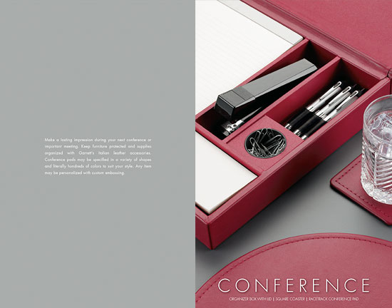 Garrett Leather | Accessories Brochure