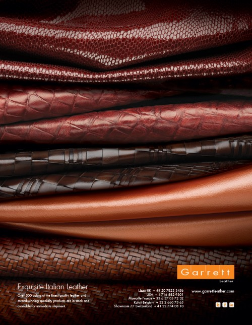 Garrett Leather | Advertising Campaign
