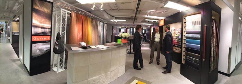 Garrett Leather NeoCon 2015