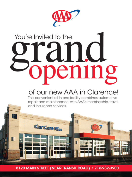 AAA | Clarence Grand Opening