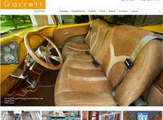 Garrett Leather | Website