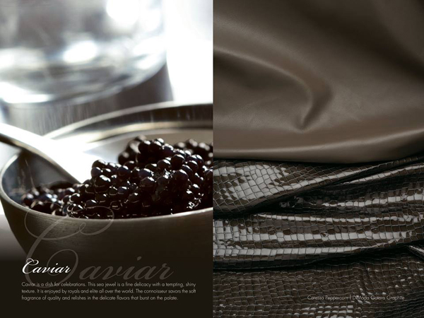 Garrett Leather | Luxury Leather Brochure