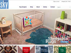 Sky Rugs | Website