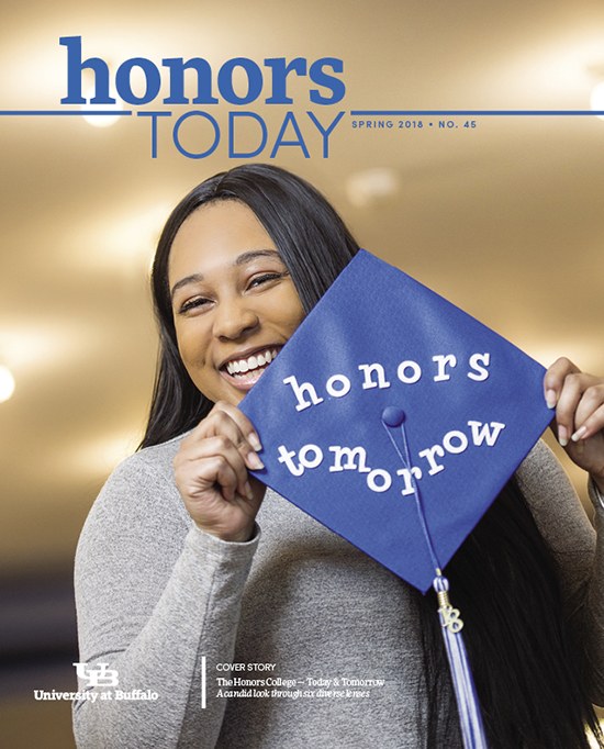 Onion Studio | UB Honors College Magazine
