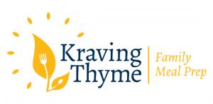 Kraving Thyme Logo