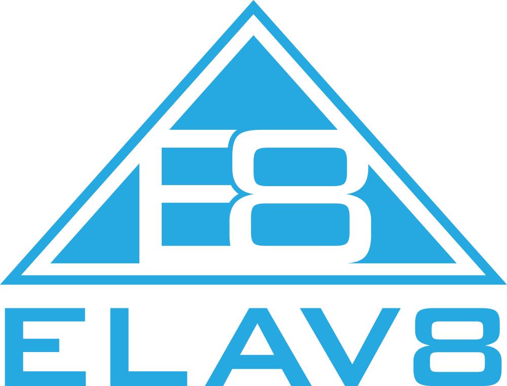 ELAV8 Logo & Branding